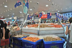 Fresh Seafood Products in Australia
